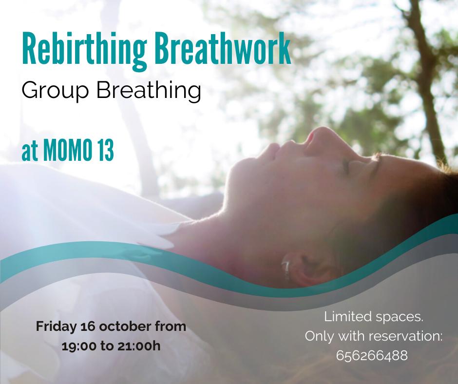INGLES Rebirthing Breathwork 1