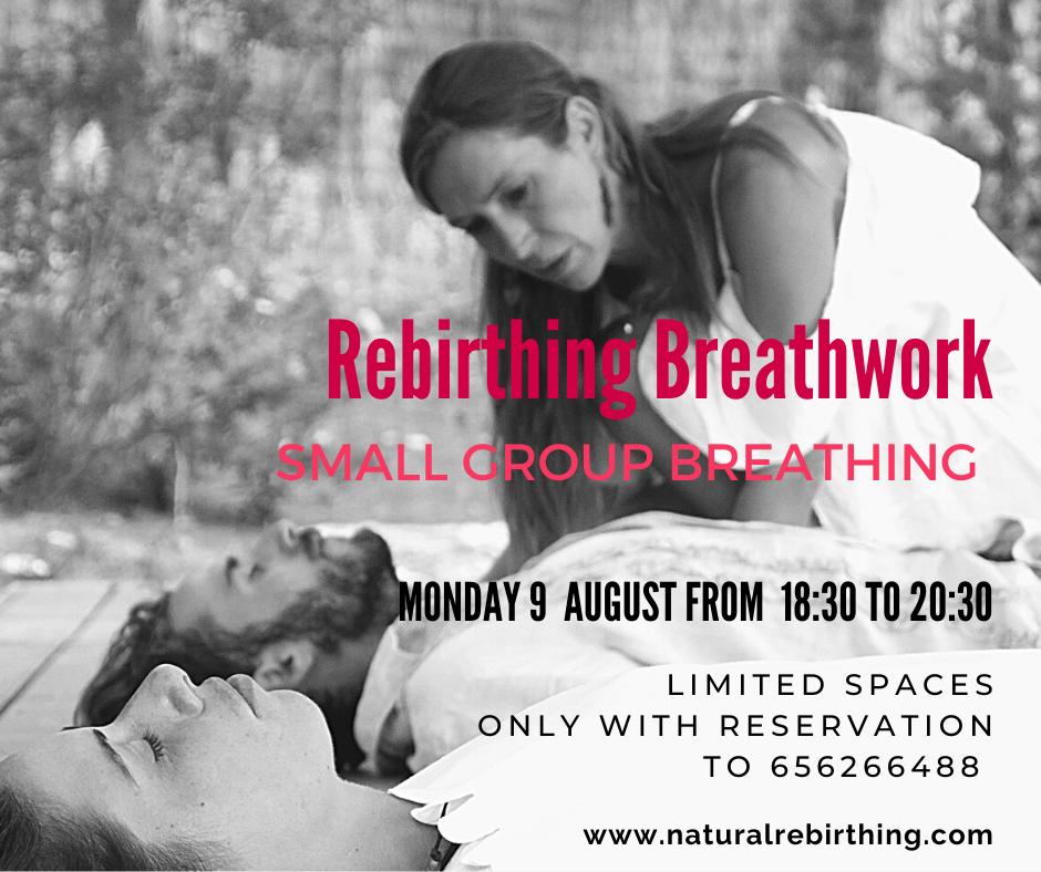 Group Rebirthing Breathwork 4